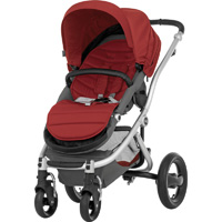 Poussette 4 roues affinity chili pepper