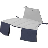 Porte bébé extension d'assise navy