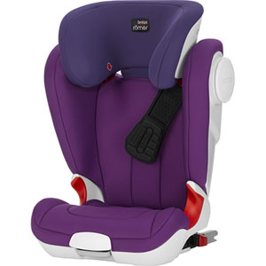 Siège auto kidfix xp sict mineral purple - groupe 2-3