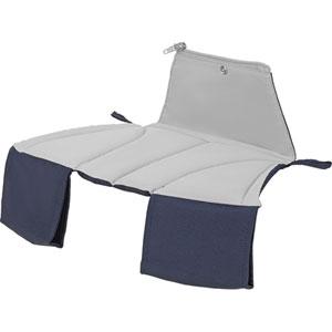 Porte bébé extension d'assise navy