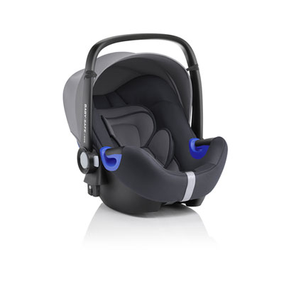 Siège auto coque baby-safe i-size storm grey - groupe 0+/1 Britax