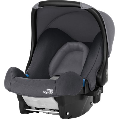Siège auto coque baby - safe storm grey - groupe 0+ Britax