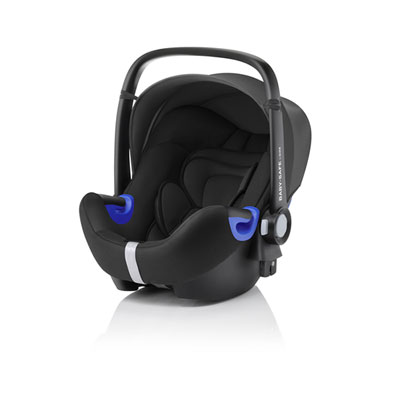 Siège auto coque baby-safe i-size cosmos black - groupe 0+/1 Britax