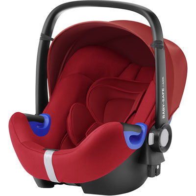 Siège auto coque baby-safe i-size flame red - groupe 0+/1 Britax