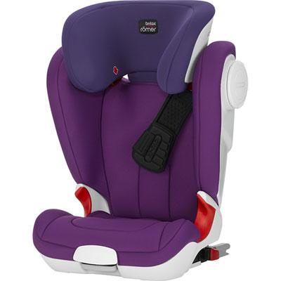 Siège auto kidfix xp sict mineral purple - groupe 2/3 Britax