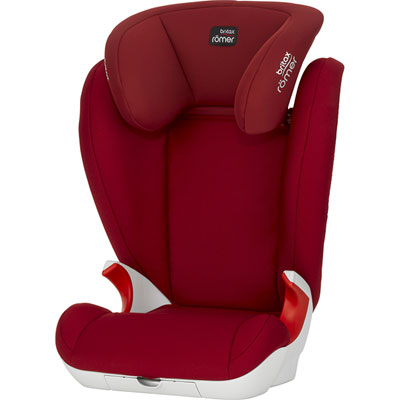 Siège auto kid 2 flame red - groupe 2/3 Britax