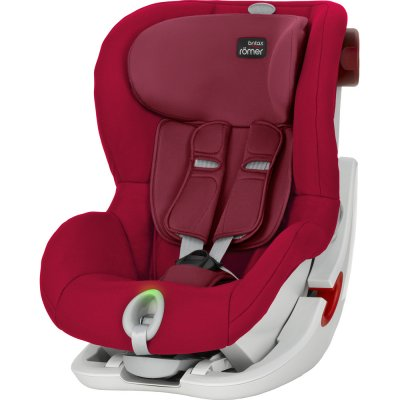 Siège auto king 2 ls flame red - groupe 1 Britax