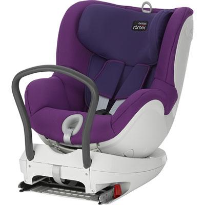 Siège auto dualfix mineral purple - groupe 0+/1 Britax