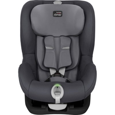 Siège auto king 2 ls black séries/storm grey - groupe 1 Britax
