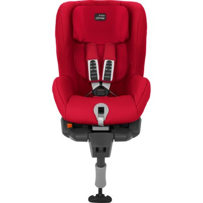 Siège auto safefix plus flame red - groupe 1 Britax