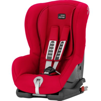 Siège auto duo plus fire red - groupe 1 Britax