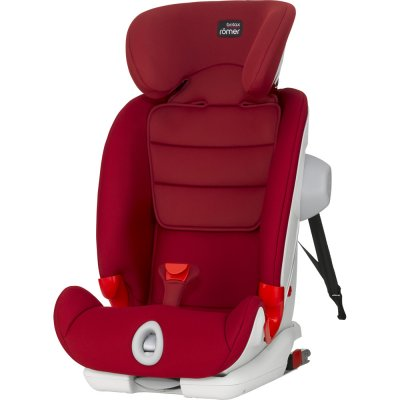 Siège auto advansafix 3 sict flame red - groupe 1/2/3 Britax