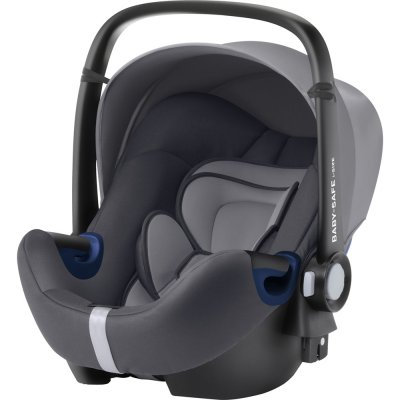 Pack poussette trio smile 3 midnight grey Britax