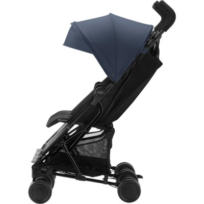 Poussette double holiday navy blue Britax