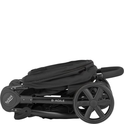 Poussette 3 roues b-agile cosmos black Britax