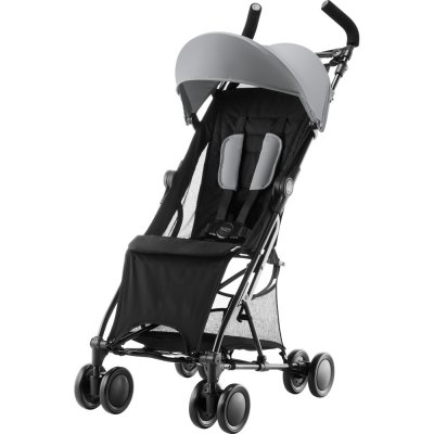 Poussette canne holiday storm grey Britax