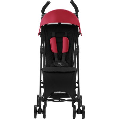 Poussette canne holiday flame red Britax
