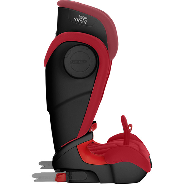 Siège auto kidfix 2 xp sict flame red/black series - groupe 2/3 Britax