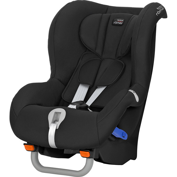 Siège auto max-way cosmos black/black series - groupe 1/2 Britax