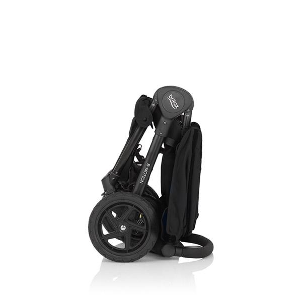 Poussettes 4 roues b-motion 4 plus cosmos black Britax