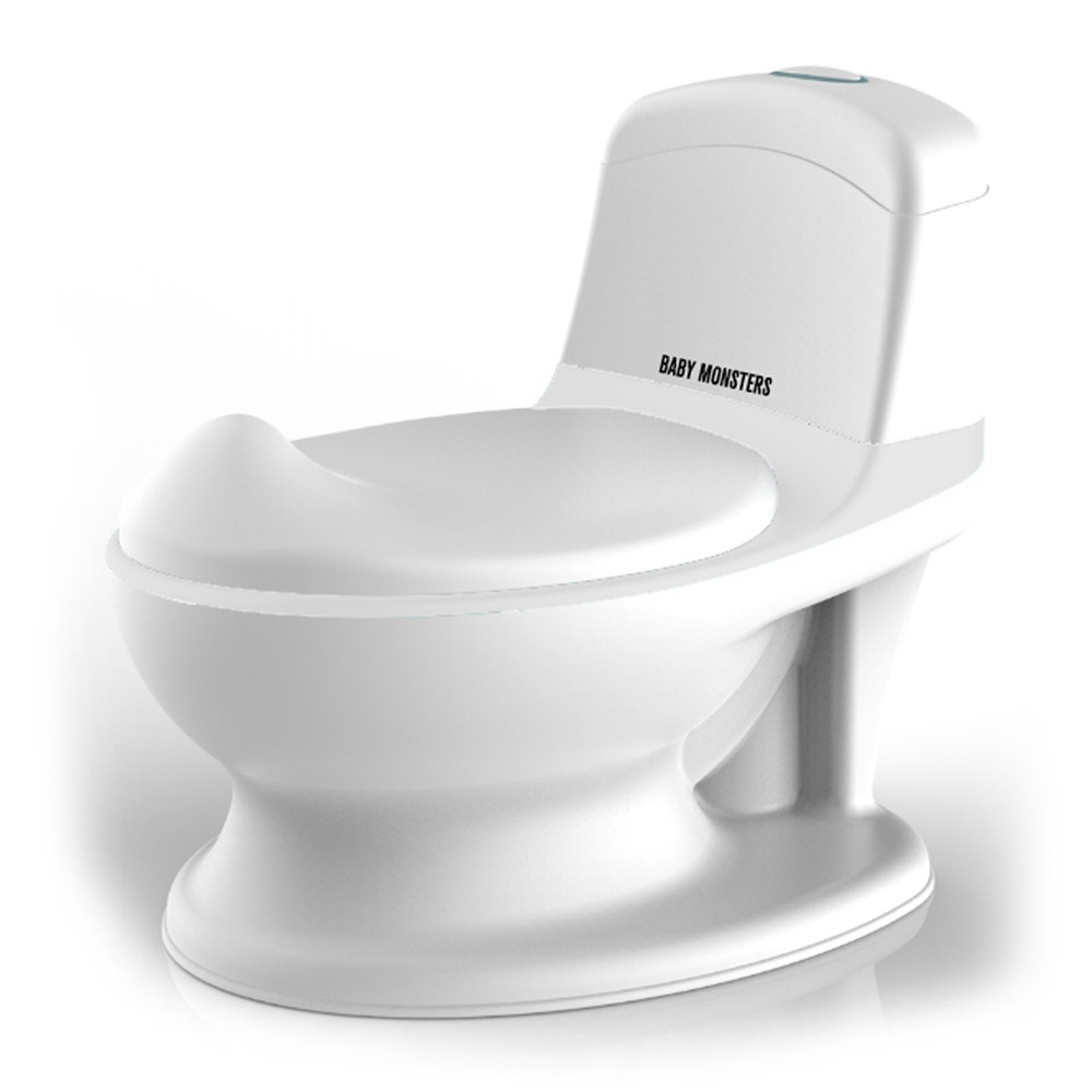pot d 39 apprentissage mon premier toilette rhino blanc de. Black Bedroom Furniture Sets. Home Design Ideas