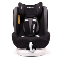 Siège auto serenity isofix gris top tether groupe 0/1/2/3