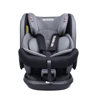 Siège auto serenity isofix gris top tether groupe 0/1/2/3 Baby monsters