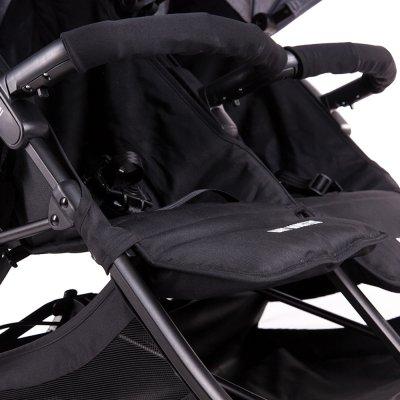 Arceau de sécurité individuel pour poussette kuki twin Baby monsters