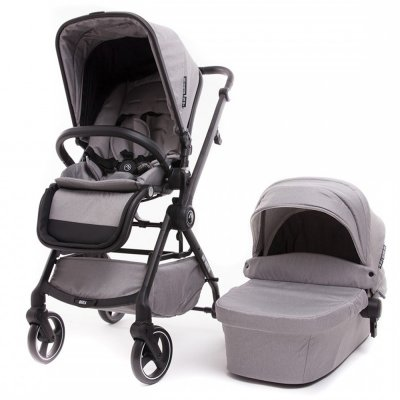 Pack poussette duo marla Baby monsters