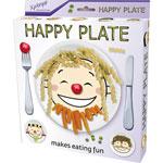 Assiette bébé visage happy plate pas cher