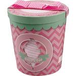 Pot de glace fille (dors bien + bonnet + bandana) rose pas cher