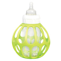 Porte biberon bottle ball vert