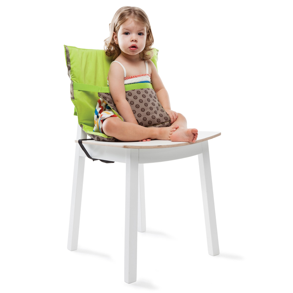 Chaise nomade b b round and round de babytolove en vente for Chaise bebe de table