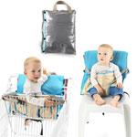 Chaise nomade bébé 2 en 1 fresh mint pas cher
