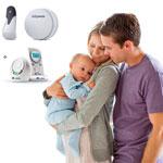 Coffret babysense v et écoute bébé pas cher