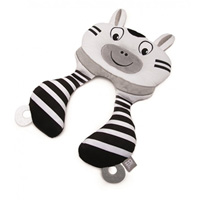Tour de cou cale-tête pili zebra