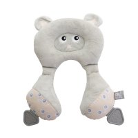 Cale-tête 0-12m pili baby monster doudou