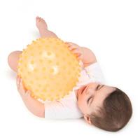 Jouet d'éveil bébé balle transparente tactile