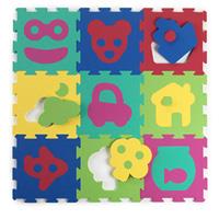 Dalles de jeu puzzles