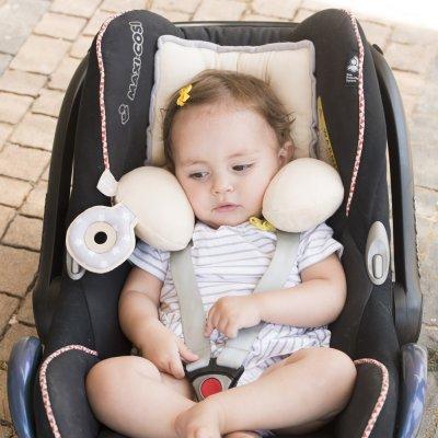 Cale tete bébé pili baby le doudou Babytolove