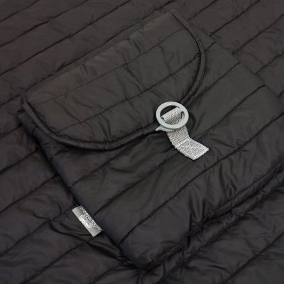 Couverture pour poussette easy pocket - noir Babytolove