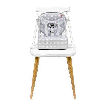 Rehausseur de table bébé easy up white stars Babytolove
