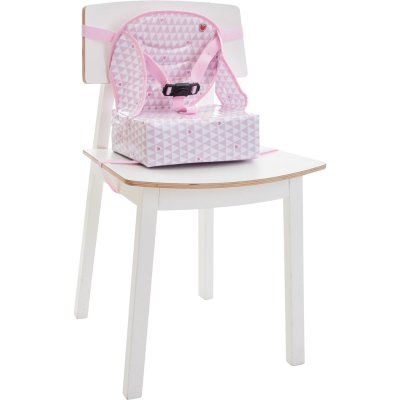 Rehausseur de chaise easy up pink heart Babytolove