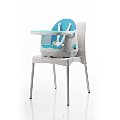 Chaise haute bébé multi dine 3 en 1 bleu Babytolove