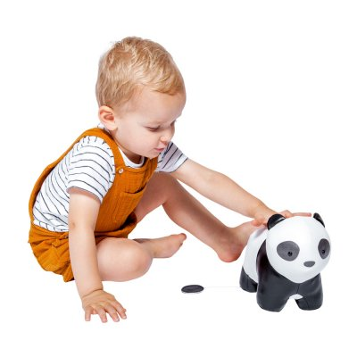 Les animaux musicaux - luca le panda Babytolove