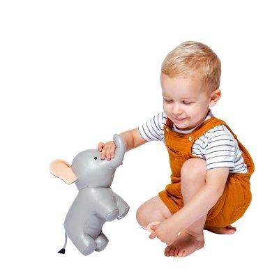 Les animaux musicaux - vincent l'éléphant Babytolove