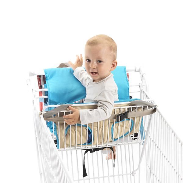 Chaise nomade bébé 2 en 1 river stone Babytolove