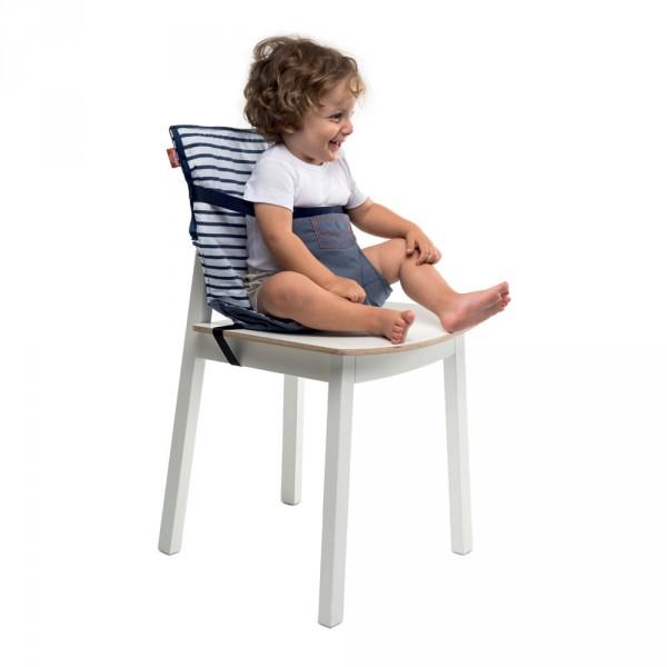 Chaise nomade bébé edition limitée denim Babytolove