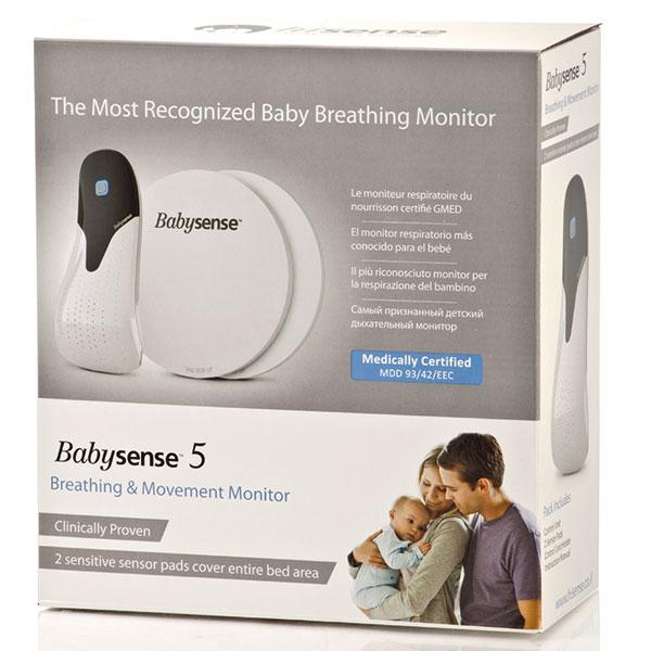 Moniteur respiratoire babysense v Babysense