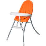 Chaise haute bébé nano orange pas cher
